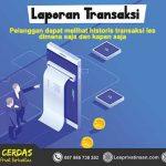 Laporan Transaksi Transparan